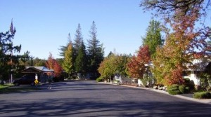 Rock Creek Mobilehome Community Streets | Auburn, CA