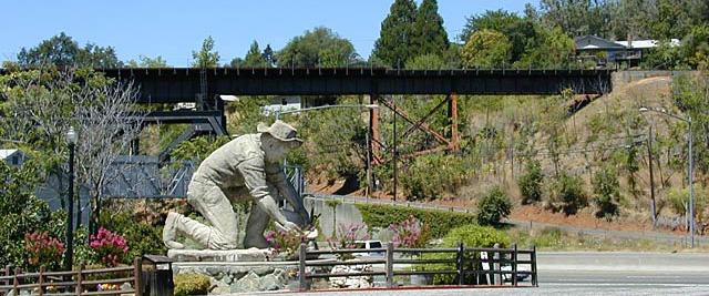 Auburn California Landmark