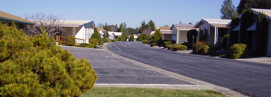 Rock Creek Mobilehome & Retirement Community | Auburn, CA